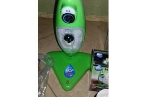 Продам очень недорого отличную паровую швабру H2O MOP X5.