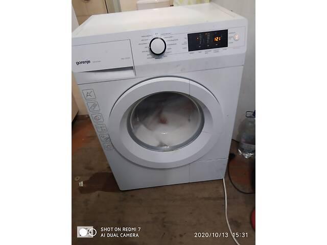 Продам стиральную машинку марки Gorenje, слим- объявление о продаже  в Дрогобыче