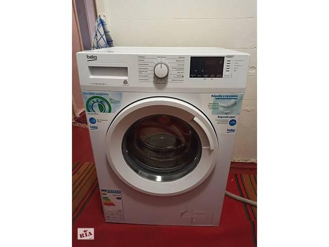бу Продам пральну машину BEKO в Чернівцях