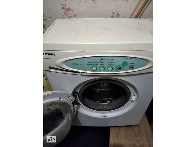 Продам стиральную машину SAMSUNG- объявление о продаже  в Харькове