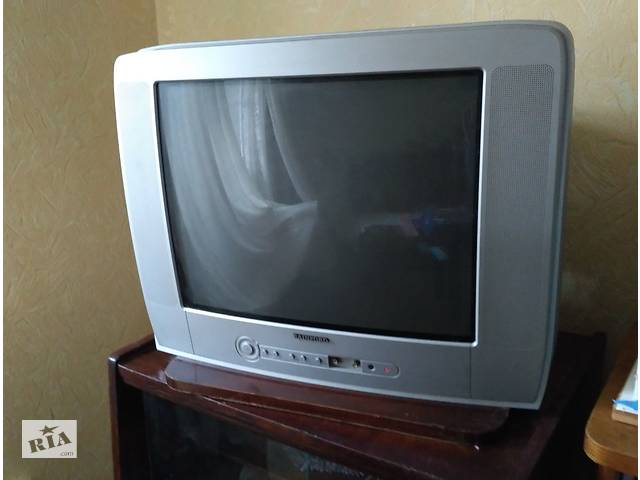 Продам срочно Телевизор цветной RAINFORD TV-5563 TC c пультом, 21д. (55см) - хороший- объявление о продаже  в Днепре (Днепропетровск)
