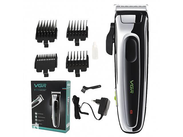 Профессиональная аккумуляторная машинка для стрижки волос VGR V 018 машинка для волос- объявление о продаже  в Харькове