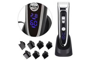Профессиональная машинка для стрижки волос Gemei GM-800 Pro Hair Clipper