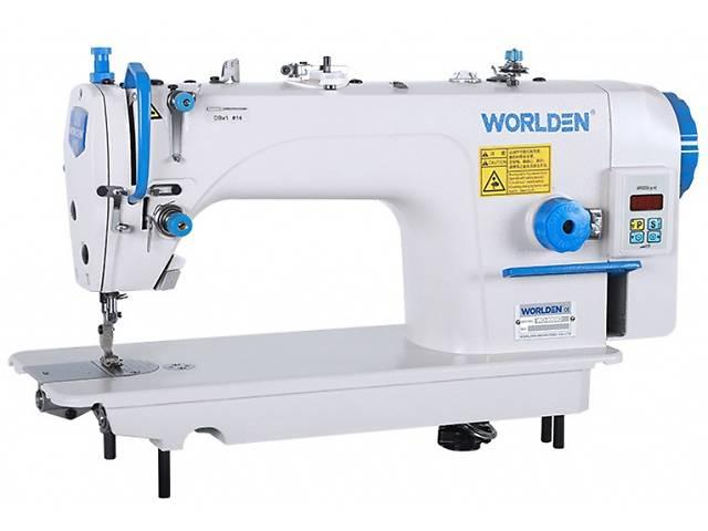 бу Промислова швейна машина WORLDEN WD-8900D  в Україні