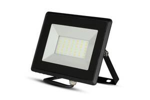 Прожектор V-TAC LED30W, SKU-5954, E-series, 230V, 6400К (3800157625470)