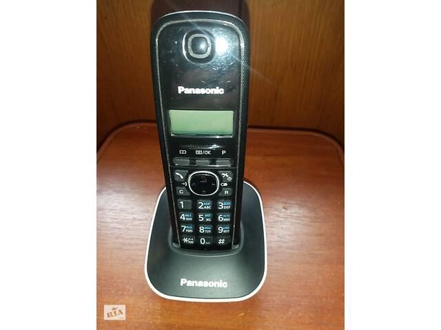 продам Радіотелефон Panasonic KX-TG1611UA бу в Львове