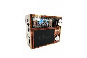 Радиоприемник колонка MP3 Golon RX-201 Wooden (par_RX 201)