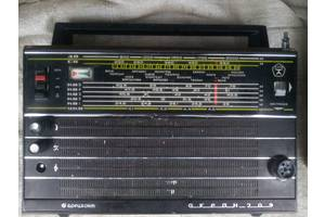 радиоприёмник океан 209 НЕ ВКЛЮЧАЕТСЯ