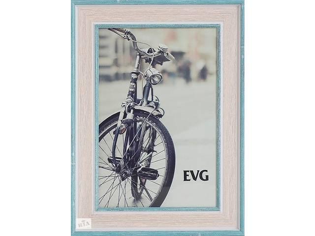 купить бу Рамка для фото Evg Deco 15х20 см, серо-голубой в Києві