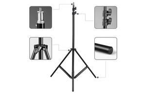 Штатив-тринога STAND 2,15 для кільцевих ламп