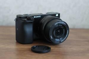 Sony Alpha A6000 Body ТУШКА