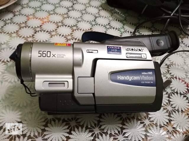 продам Sony видеокамера бу в Киеве