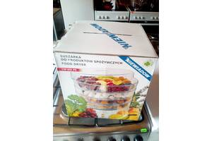 Сушка для фруктів та овощів нова з Європи