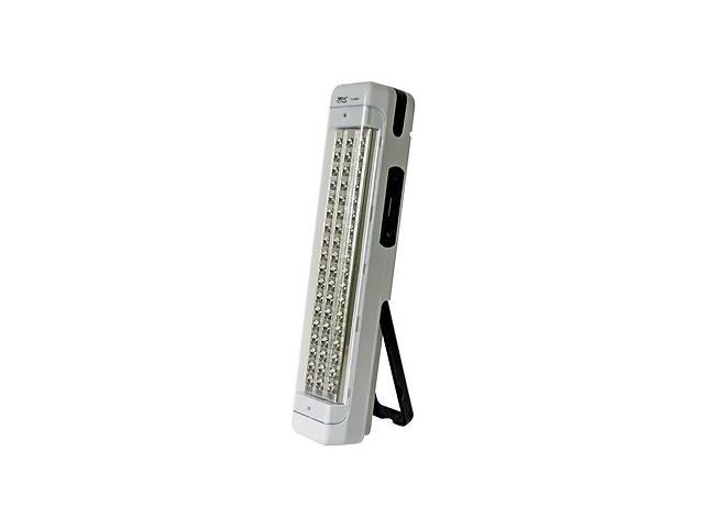 купить бу Светодиодный аварийный аккумуляторный фонарь YAJIA YJ 6808 54 led 2 режима в Харкові
