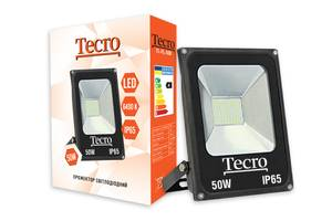 Светодиодный прожектор Tecro TL-FL-50B 50W 6400K