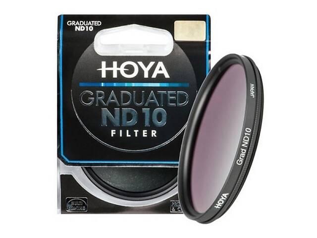 Светофильтр Hoya Grad ND 10 58mm + подарок набор для очистки оптики- объявление о продаже  в Харькове