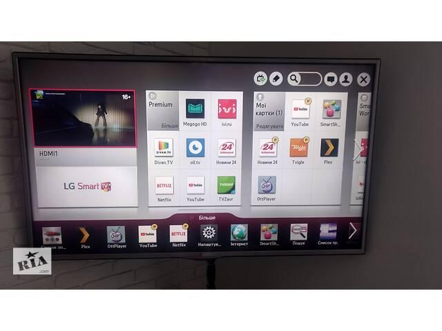 бу Телевізор LG 42LN613V-ZB Smart LED Full HD в Косове