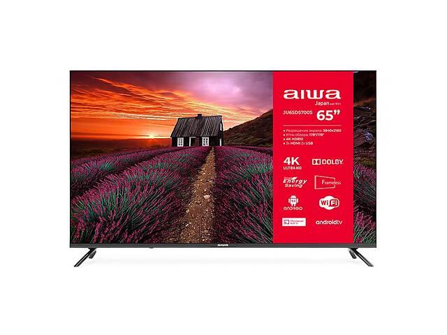 купить бу Телевизор AIWA JU65DS700S в Киеве