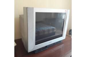 Телевизор + ДВД плеер!  Большой - Sharp 29LF92.