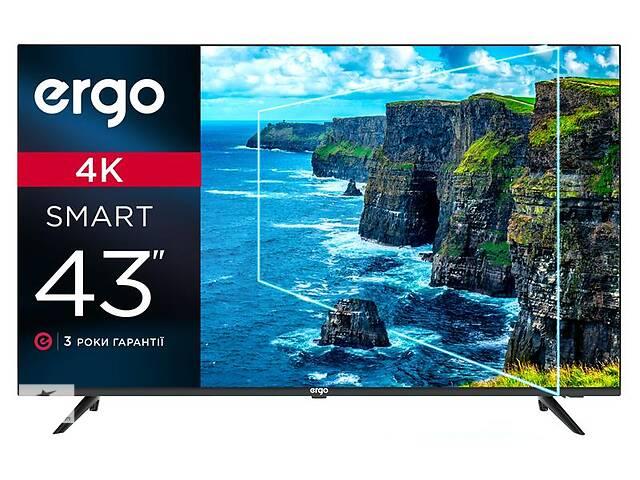 купить бу Телевизор Ergo 43DUS6000 в Харькове