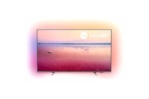 Телевизор Philips 65PUS6754/12 (PPI 1200Гц, Shapi, 4K UHD Smart TV,  DVB-С/T2/S2, 20 Вт )