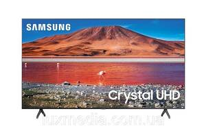 Телевизор Samsung UE65TU7102 (PQI 2000 гц , 4K UHD, HDR10+, Dolby Digital Plus, ОС Tizen™, DVB-C/T2)