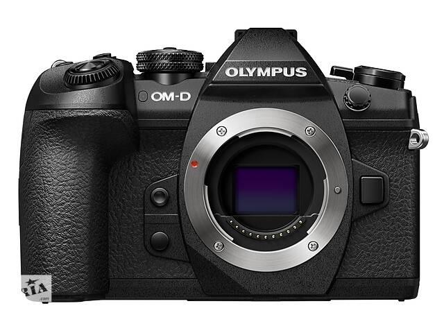 продам Цифровая фотокамера Olympus E-M1 mark II Body Black (6319571) бу в Одессе