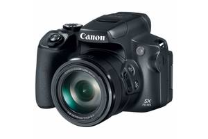Цифровой фотоаппарат Canon PowerShot SX70 HS Black (3071C012)