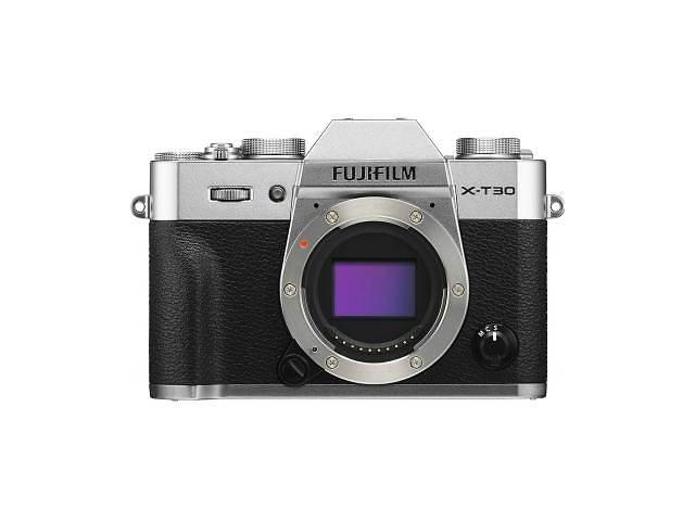 купить бу Цифровой фотоаппарат Fujifilm X-T30 body Silver (16620216) в Харькове