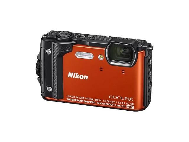 продам Цифровой фотоаппарат Nikon Coolpix W300 Orange (VQA071E1) бу в Харькове