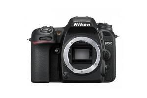 Цифровой фотоаппарат Nikon D7500 body (VBA510AE)