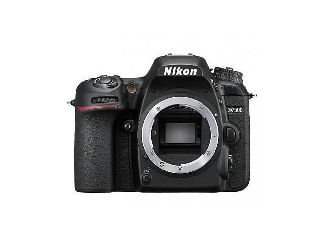продам Цифровий фотоапарат Nikon D7500 body (VBA510AE) бу в Харкові