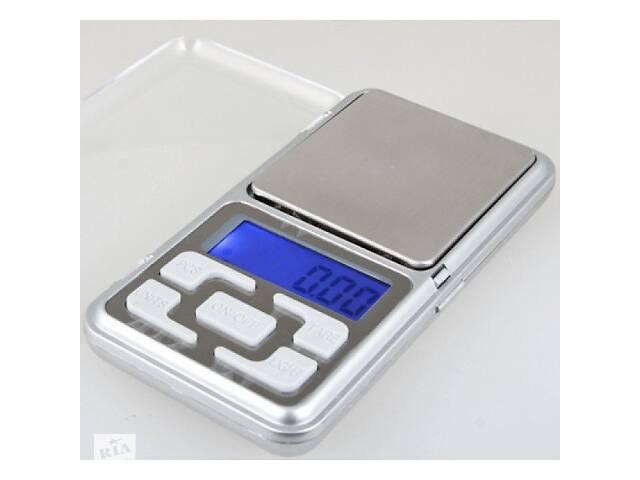 купить бу Цифровые карманные весы Pocket Scale MH-500, Весы ювелирные на 500 грамм  в Харькове
