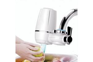 Універсальна фільтр-насадка на кран очищувач води Water Purifier PRO