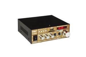 Усилитель звука UKC SN-606BT c Bluetooth (gr_008338)