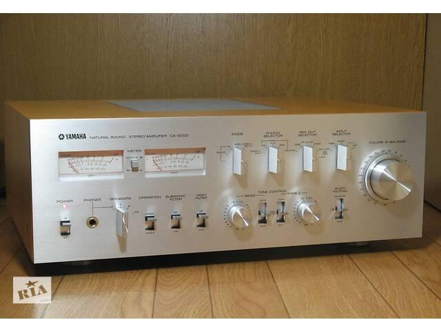Усилитель звука Yamaha CA-2000- объявление о продаже  в Городке