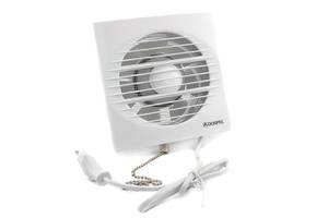 Вентилятор Dospel ZEFIR 120WP з вимикачем