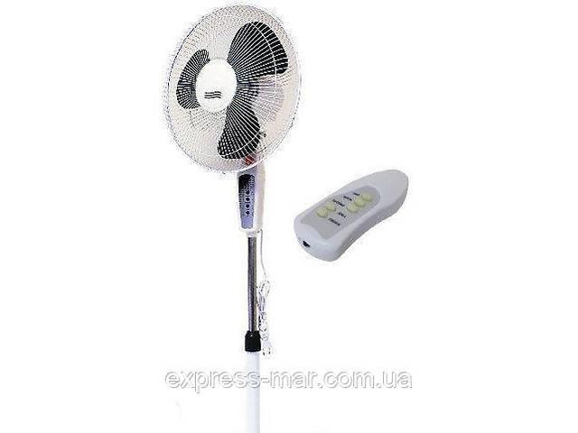 Вентилятор напольный с пультом 1608- объявление о продаже  в Харькове