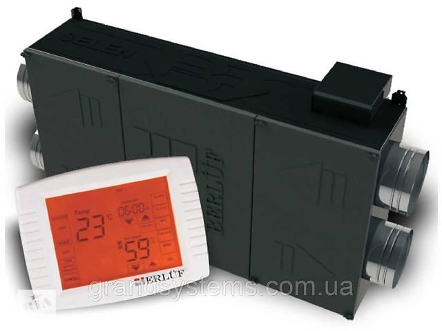 купить бу Вентиляционная установка Dospel Selen 500 DC BERLUF с рекуперацией тепла в Киеве