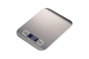 Весы кухонные Lesko SF-2012 Silver (R1261)