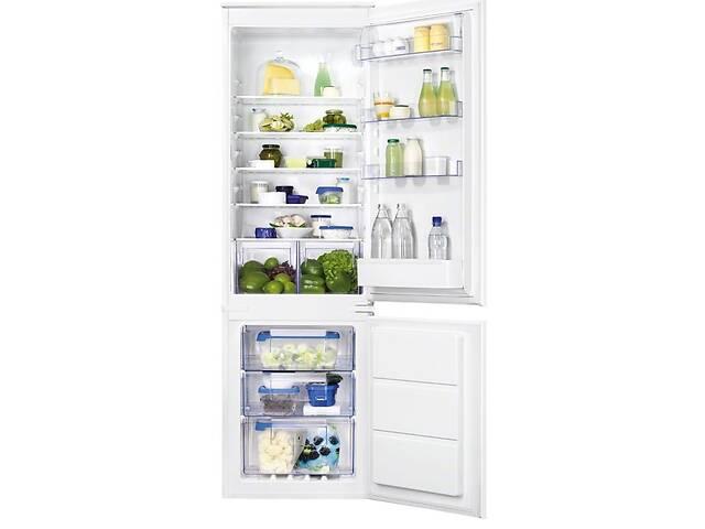 продам Вбудований холодильник Zanussi ZBB928651S бу в Києві