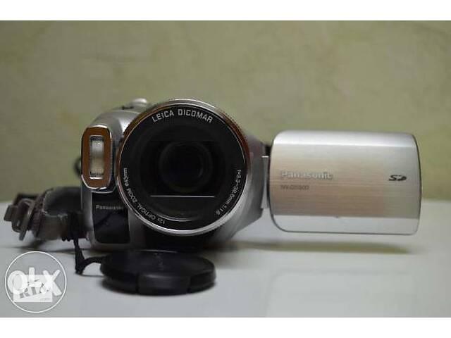 """бу Видеокамера """"Panasonic GS 500""""! Сумы!  в Украине"""