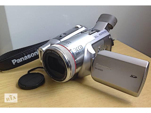 купить бу Видеокамера Панасоник NV-GS 500 в Каменском (Днепродзержинск)