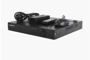 Відеореєстратор для гібридних, AHD і IP камер GREEN VISION GV-A-S034/16 1080N