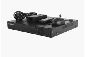 Видеорегистратор для гибридных, ahd и ip камер green vision GV-A-S034/16 1080N
