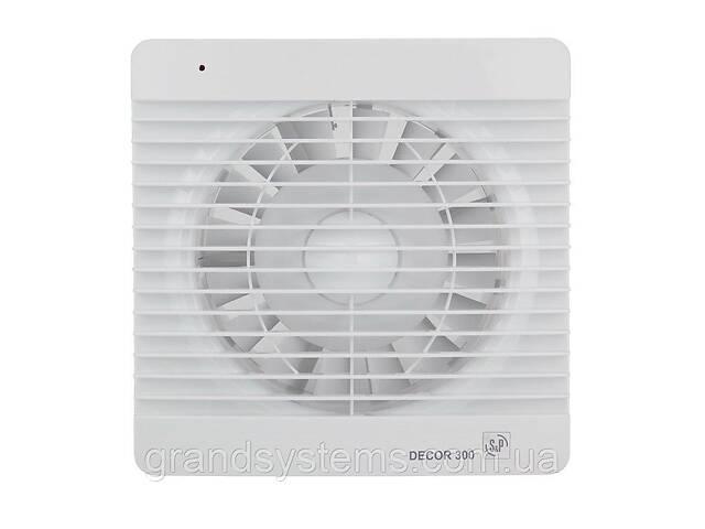бу Вытяжной вентилятор для ванной Soler&Palau DECOR-300 С в Киеве