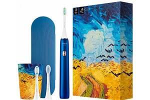 Xiaomi Soocas X3U Van Gogh Museum Design Sonic Blue Звуковая электрическая зубная щетка