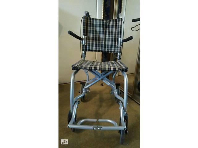 Инвалидная коляска, облегченная