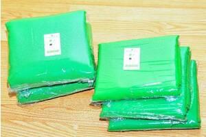 Зеленый фон Хромакей, chroma key, гринскрин, green screen.1.5x3m