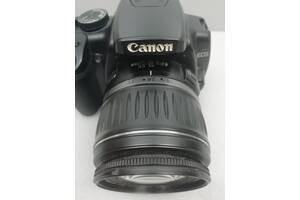 Дзеркальна камера фотоапарат Canon EOS 400D і об'єктив Canon EFS 18-55 mm